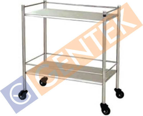 Instrument Trolley - 2 Shelves