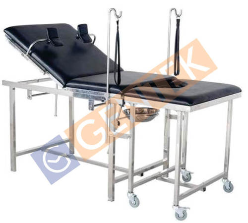 Obstetric Delivery Bed (2 Section Top)