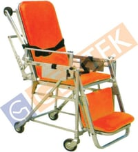 Wheelchair Stretcher with Varied Positions