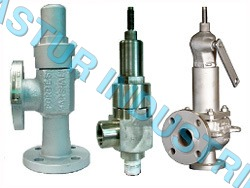 ss304 safety valves