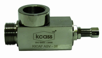 SS 304 Safety Valves