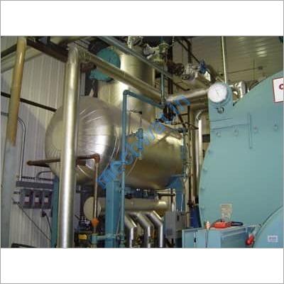 Boiler Steam Distribution System