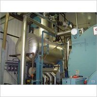 Boiler Steam Distribution System