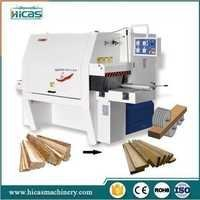 Woodworking multi rip saw machine