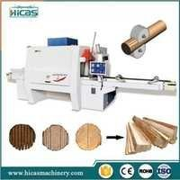 High Efficiency Wood Multi Blade Rip Saw