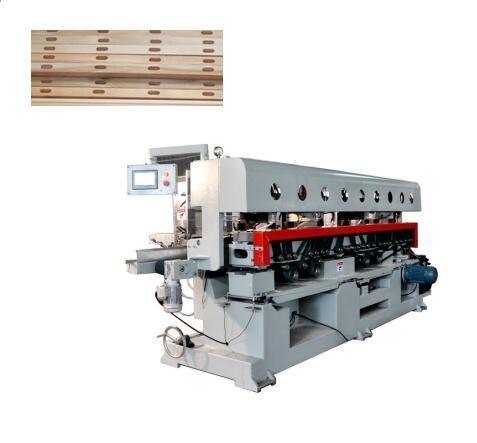 High Speed Multi Head Mortise Machine For Wood