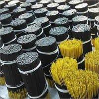 Raw Agarbatti Sticks
