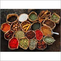 Spices- Raw, Blended, Assorted
