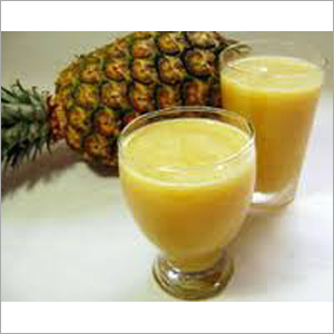 Fresh Pineapple Pulp