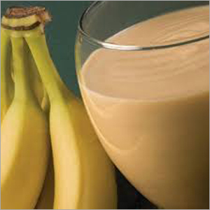 Frozen Banana Pulp