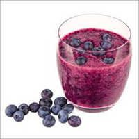 Frozen Blueberry Pulp