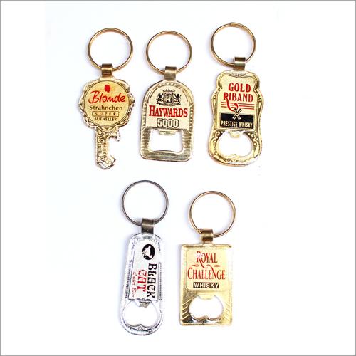 Golden Opener Keychain