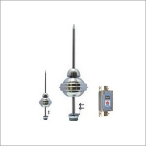 ESE Lightning Arrester for Solar Plants