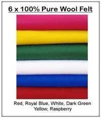 Pure Woolen Felt