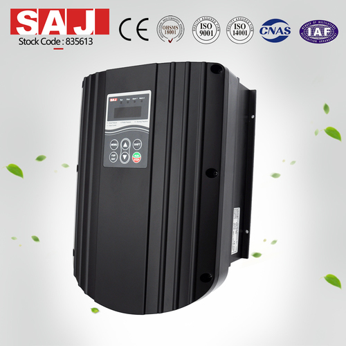 SAJ High Performance Smart Pump Drive Frequency Converter 3 Phase