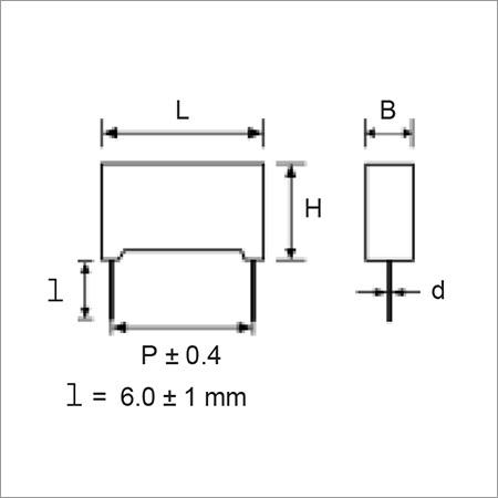 Metallised Polyester Capacitors