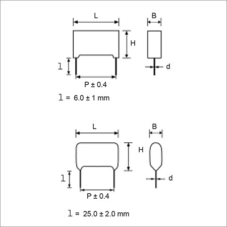 Film Foil Polypropylene Capacitors