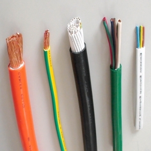 Cu Silicon Brai Flexible Cables
