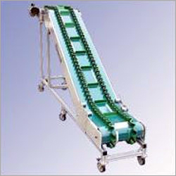 Z-Type Rubber Belt Conveyor