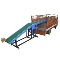 Truck Loading Conveyor Material: Cast Iron