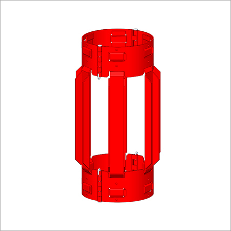 Om-008 Hinged Non Welded Positive Bow Centralizer