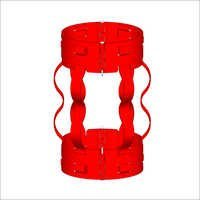 Om-009 Hinged Semi Rigid Non Welded Bow Spring Centralizer