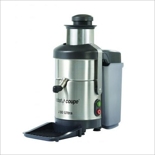 AUTOMATIC JUICE EXTRACTOR - J 80 Ultra