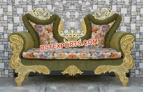 Traditional Wedding Sofa Set