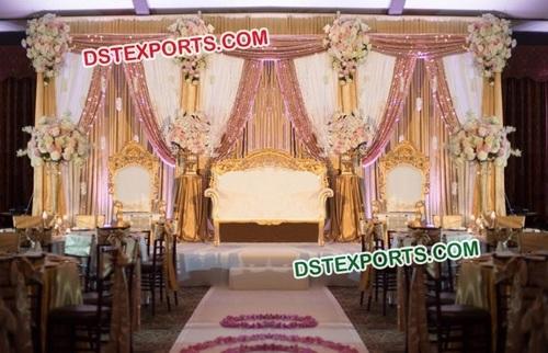Gorgeous Sofa Set for Wedding