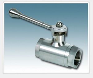 SS Screw End Ball Valves