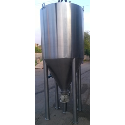 Stainless Steel Silo