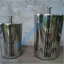Stainless Steel Sample Container & Bottles