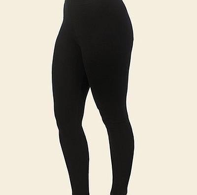 Ladies Black Legging