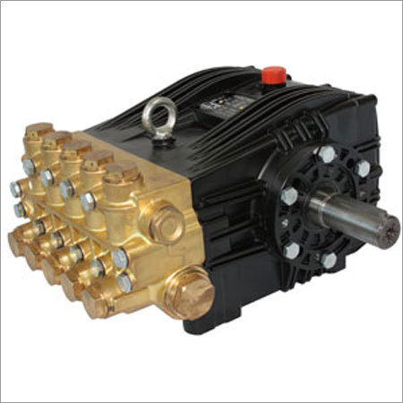 Triplex Water Pump