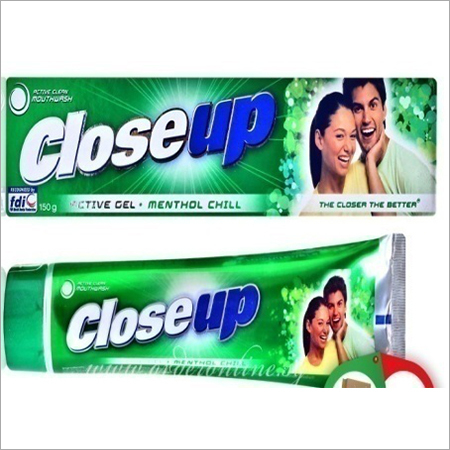 Close Up Toothpaste