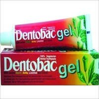 Dentobac Gel Toothpaste