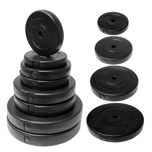 HAWKISH PVC WEIGHT PLATE FOR GYM