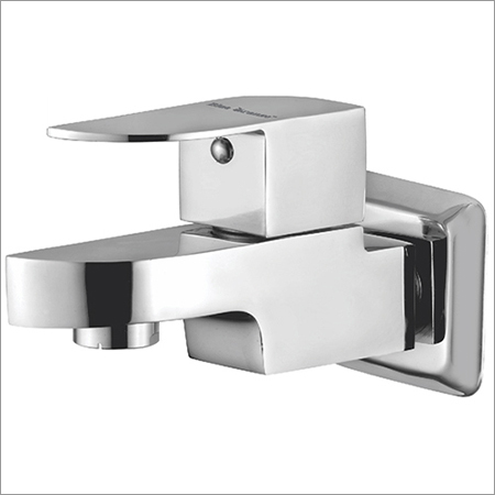 Bib Cock Short Body with Wall Flange
