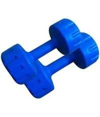 HAWKISH PVC DUMBBELL (COLOR MAY VARY) FOR GYM