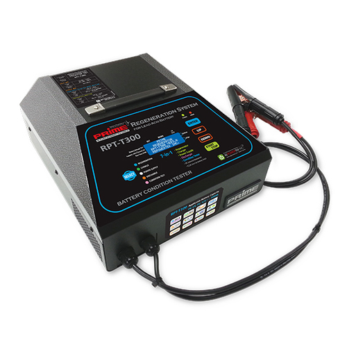 Battery Condition Tester and Regeneration System