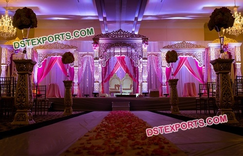 Dynamic Indian Wedding Mandap