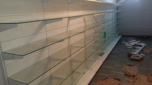 Glass Wall Unit