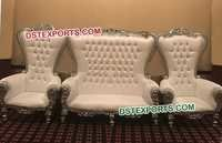 Italian Design Wedding Sofa Set