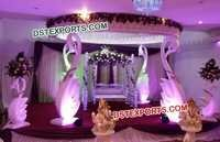 Wonderful Look Wedding Mandap