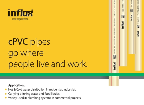 PVC Plumbing Pipes