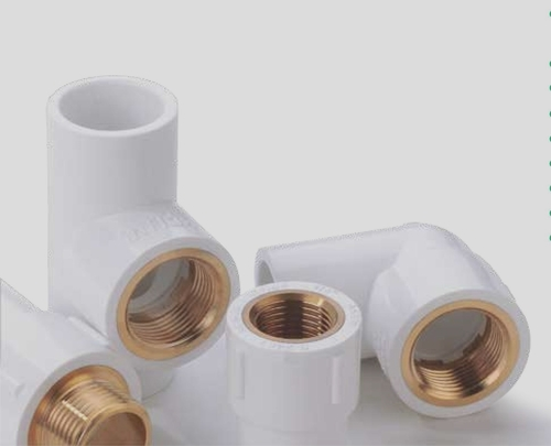 uPVC White Fittings