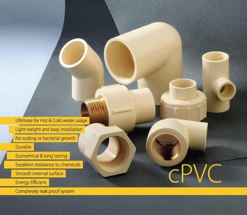 cPVC Plumbing Fittings