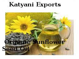 Organic Sunflower Seed Oil