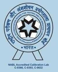 Nabl Accredited Calibration Labs Solutions