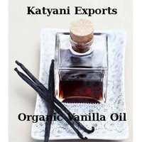 Organic Vanilla Oil